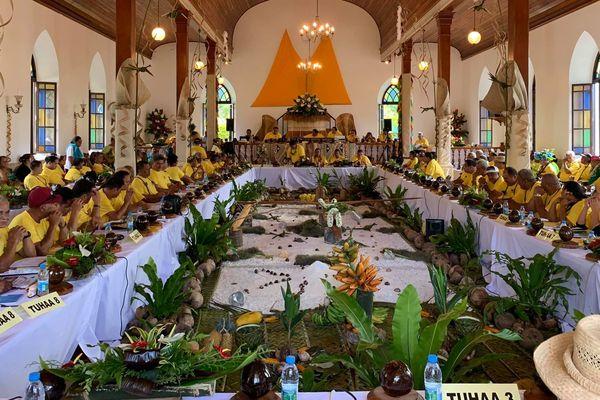 Synode de l'église protestante Mā'ohi
