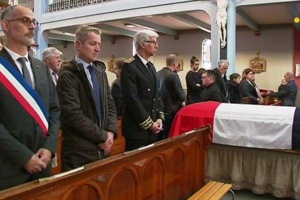 Cercueil Augusta Lehuenen