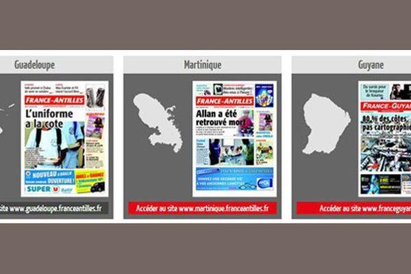 France-Antilles - France-Guyane