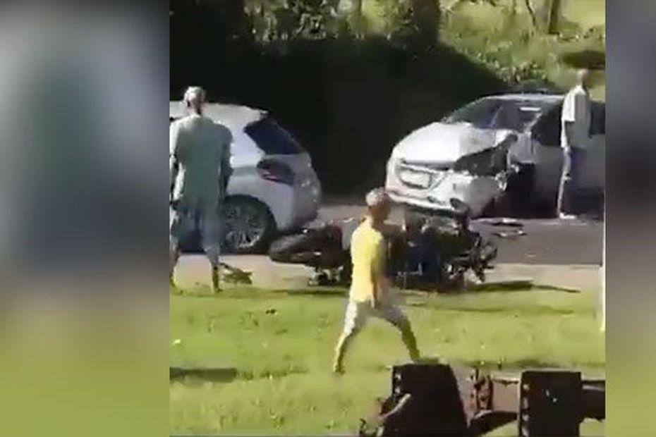 3 blessés dans un accident de la route au Vauclin - Martinique la 1ère