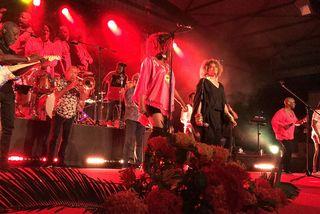 kassav concert Wallis