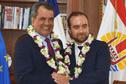 """Sébastien Lecornu est à Tahiti pour """"préparer l'avenir"""""""