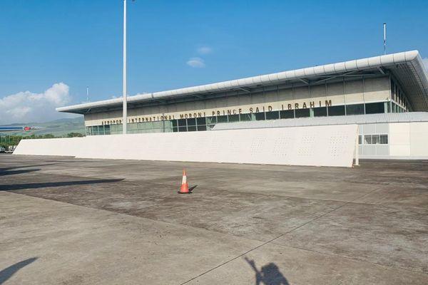 Aéroport de Moroni Comores
