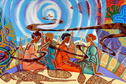 Femmes peintres d'Océanie : l'art Kanak contemporain féminin au Centre des Métiers d'Art