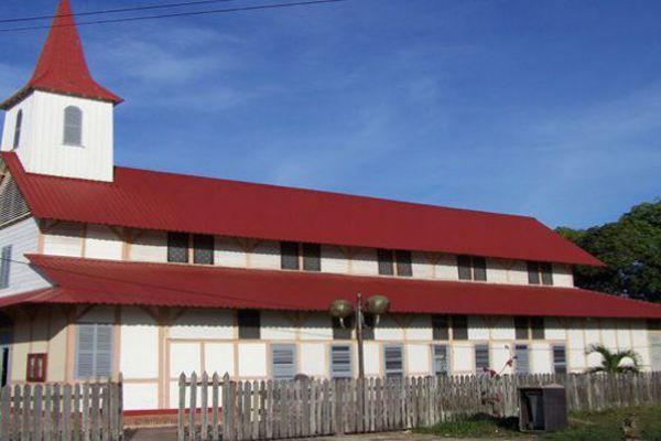 église Iracoubo