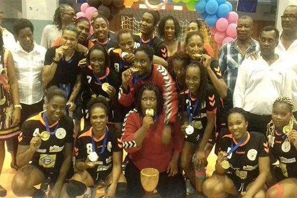 Joueuses de handball