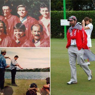 Fabrice est devenu en 20 ans une figure du golf incontournable