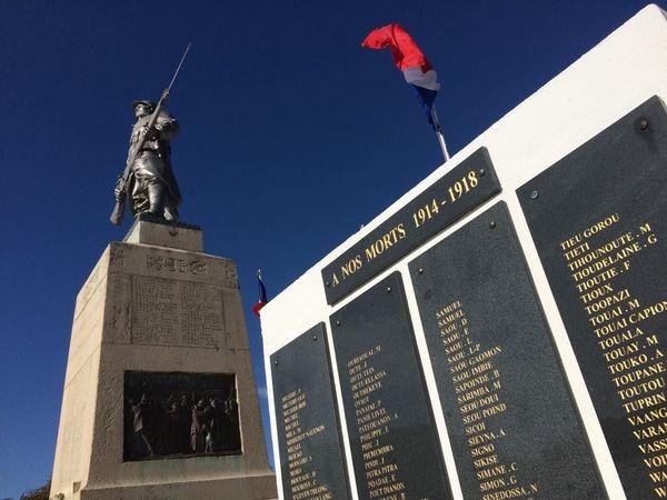Monument aux morts de Bir-Hakeim, 2018