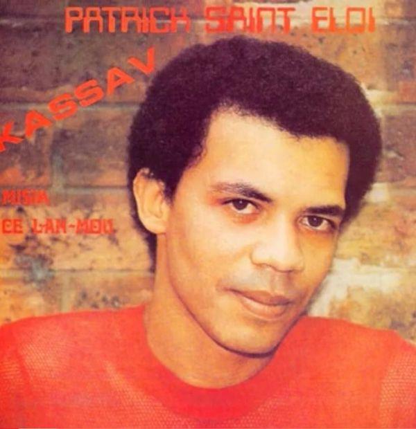 1er album solo de Patrick Saint-Eloi