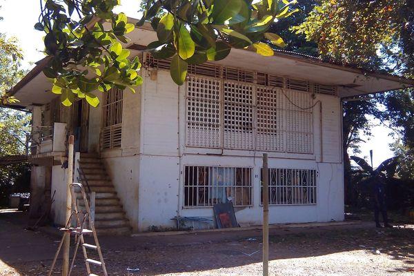 Maison squattée à Rebard