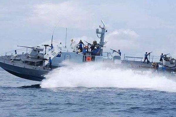 Marine sri-lankaise