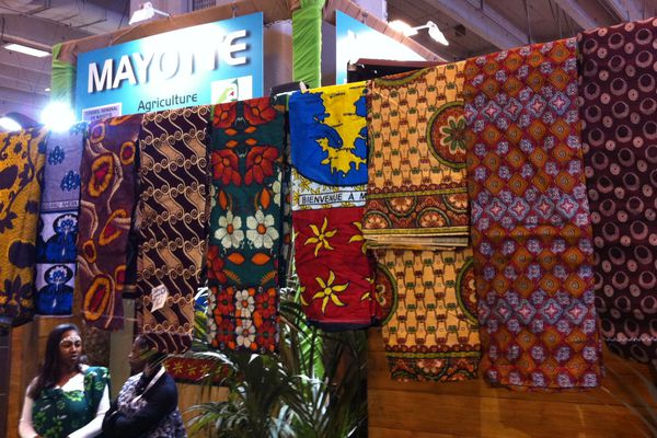 Stand de Mayotte