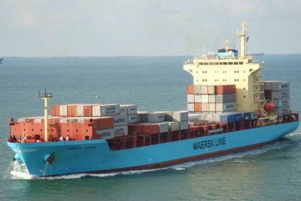 Porte conteneur Maersk Line