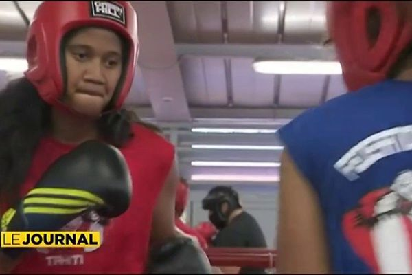 Trois jeunes boxeurs tahitiens aux championnats de France