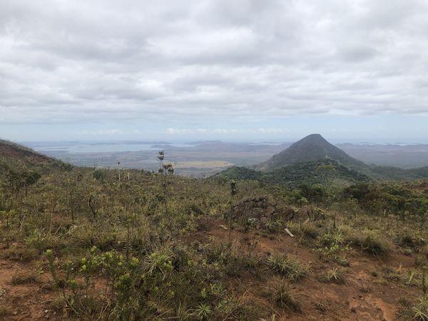 Vue sur Ouitchambo du Mont Do
