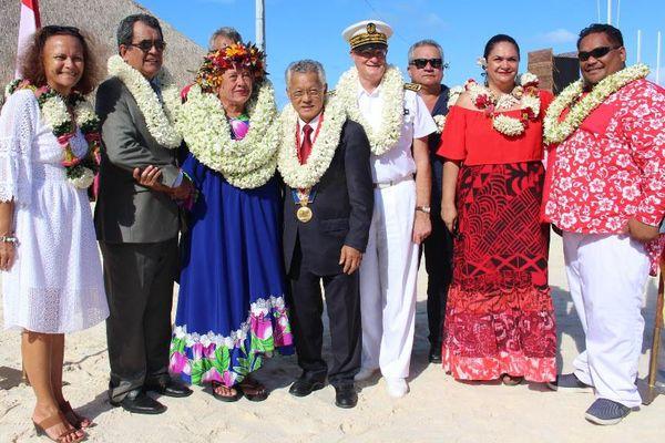 29 juin à Bora Bora