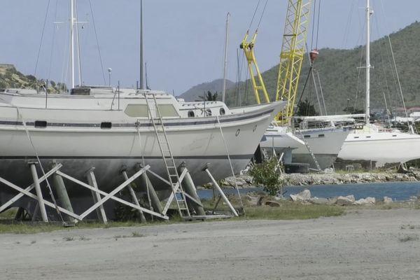 Centre de formation aux métiers du nautisme - chantiers Forbin, à Sandy Ground / Saint-Martin