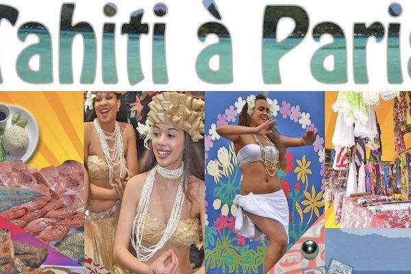 Tahiti à Paris