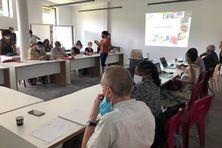 Restitution de l'enquête au Comité du tourisme à Cayenne