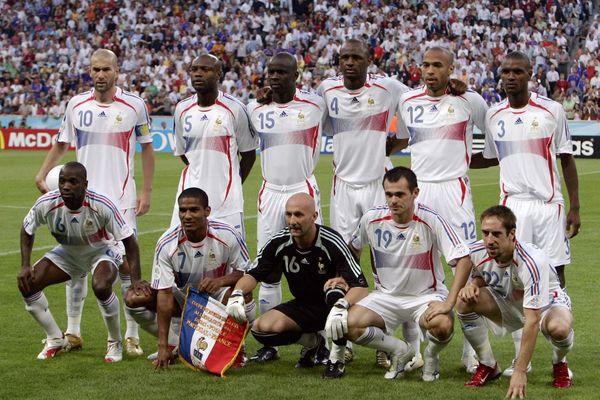 Coupe du monde de football 2006 : l'équipe de France avant la demi-finale contre le Portugal