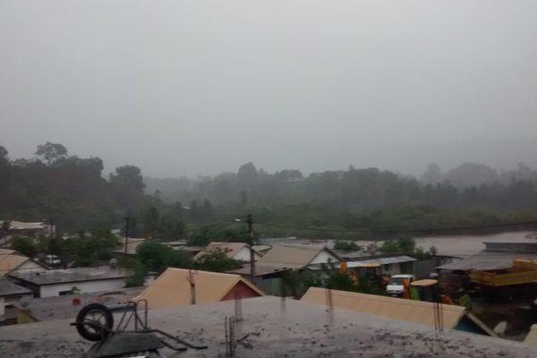 Pluies sud