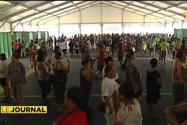 Municipales partielles : participation plus élevée pour le second tour à Papara