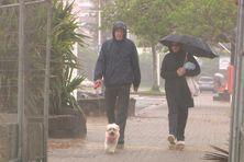 Lundi de pluie à Nouméa !