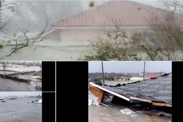 L'ouragan Dorian se dirige vers la Floride