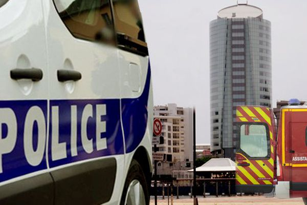 police et ambulance