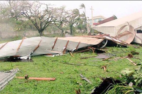 Cyclone PAM au VANUATU 2