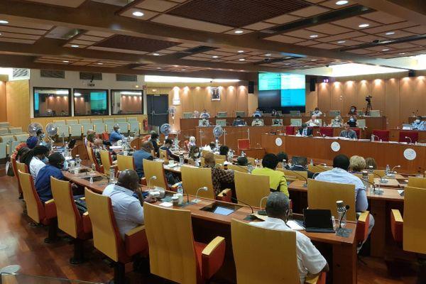 Assemblée plénière à la CTG du 16 décembre 2020