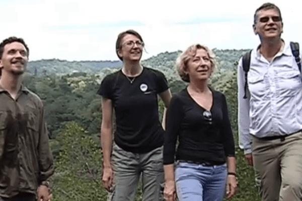 Geneviève Fioraso : CNRS