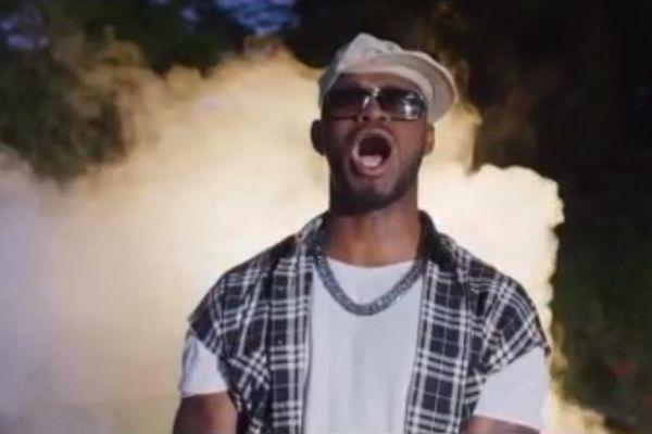Le Martiniquais Kessy, chanteur non-voyant