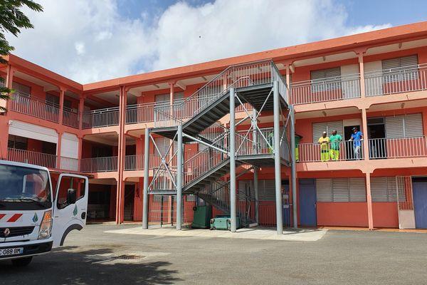 Ecole de la Lézarde à Petit Bourg