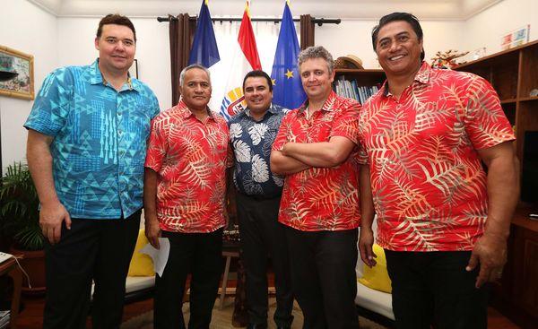 Entretien Village Tahitien