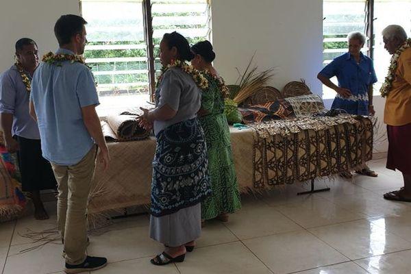 exposition Mala'e 60 ans wallis futuna