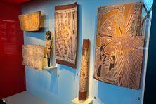 Peintures aborigènes du clan Birritjama