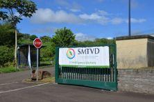 Le siège du SMTVD, Pointe Jean-Claude au Robert.