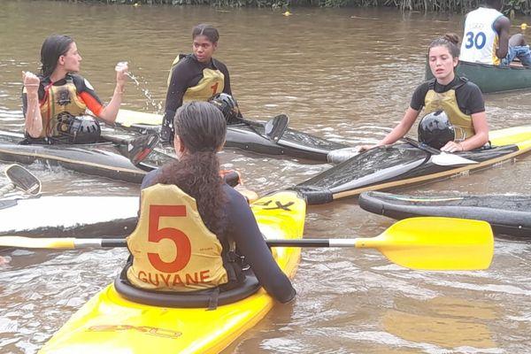 Championnat de Kayack polo