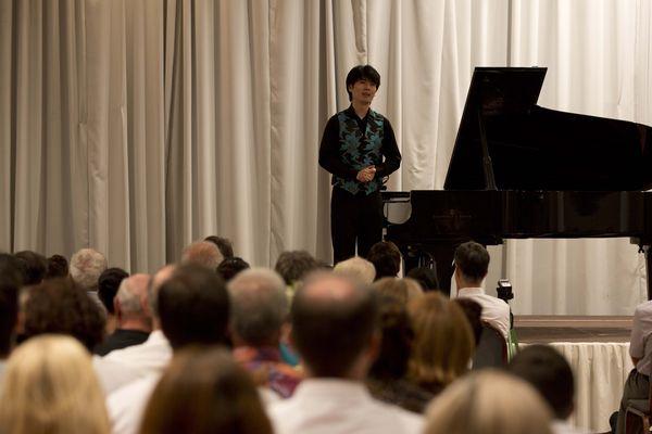 Kotaro Fukuma en concert à Tahiti 2