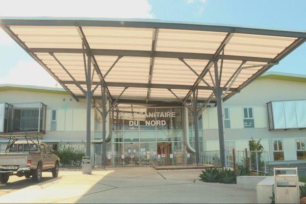 Koné : centre hospitalier du Nord  CHN