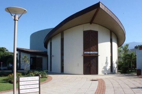 Centre Funéraire du Sud ligne paradis Saint-Pierre
