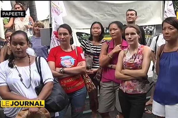 Réforme des collèges : grève peu suivie en Polynésie