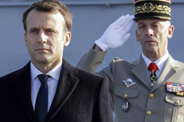 Macron armée