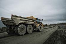 La mine de Terrafame en Finlande dont le nickel est commercialisé par le négociant industriel Suisse Trafigura