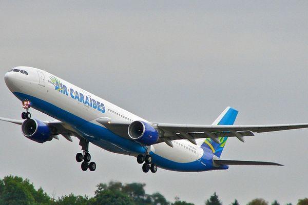 avion airbus air caraibes