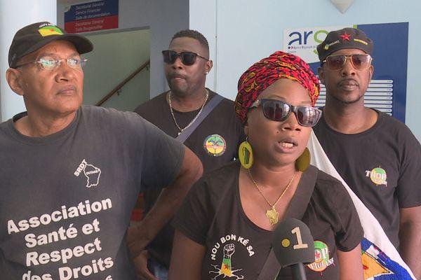 Des collectifs s'inquiètent de la santé des habitants de Maripasoula