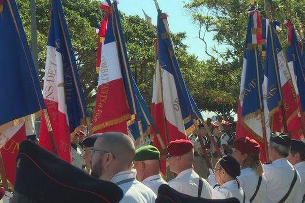 Défilé du 14 juillet Barachois Saint-Denis fête nationale 140718