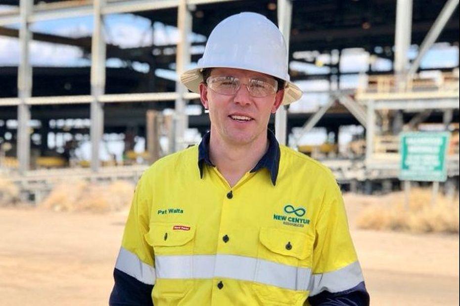 """""""Je veux des garanties avant de finaliser l'achat de Goro Nickel"""" Pat Walta PDG de New Century Resources - Nouvelle-Calédonie la 1ère"""