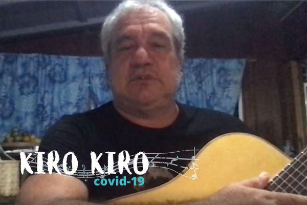 tirotiro covid : notre ministre de la Culture compose une chanson